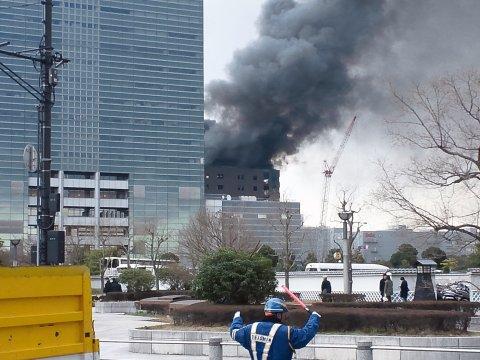 2011年3月10日 東京都江東区青海...